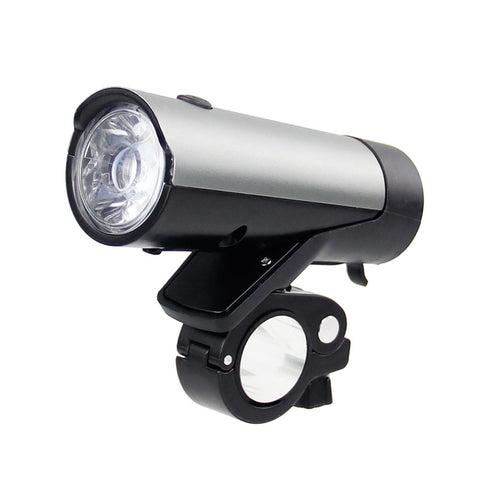 Two Light Colors Led Rechargeable bike headlight