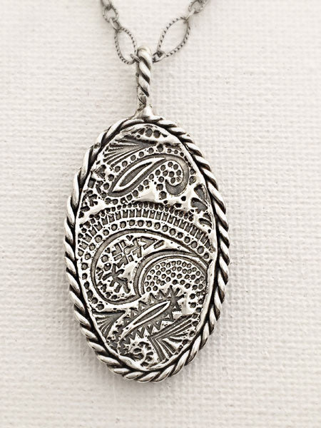Paisley Place Necklace