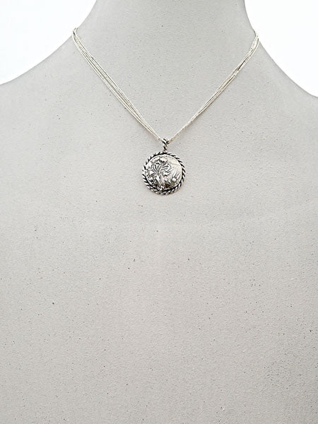 Poppy Blooms Necklace