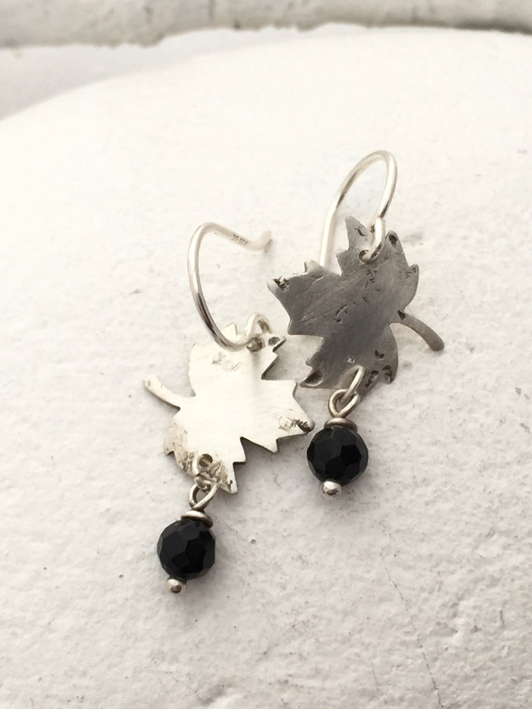 Mountain Maple Earrings