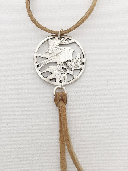 Bird Song Necklace