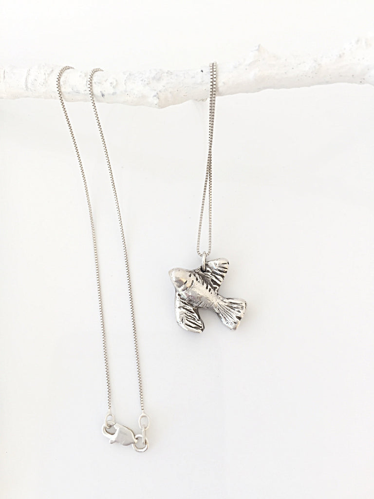 Sparrow Song Necklace