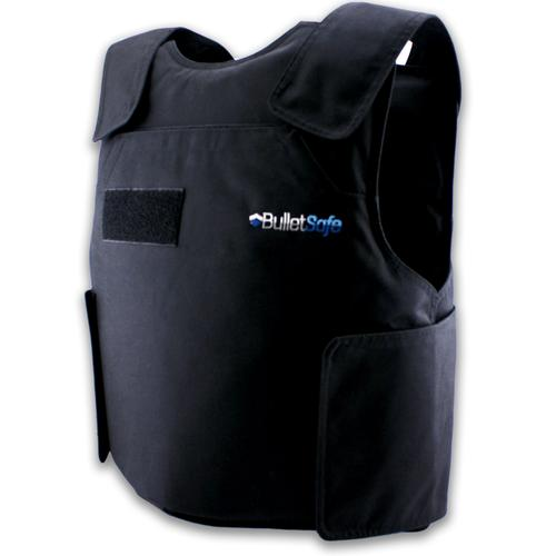 The BulletSafe Bullet Proof Vest, Level IIIA