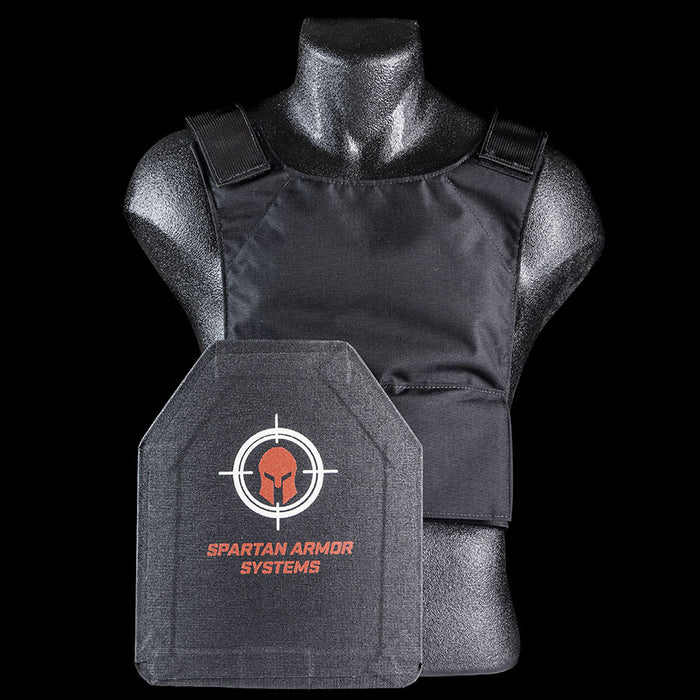 Spartan Armor Systems™ Extreme Concealment Platform ECP™ Plate Carrier and Body Armor