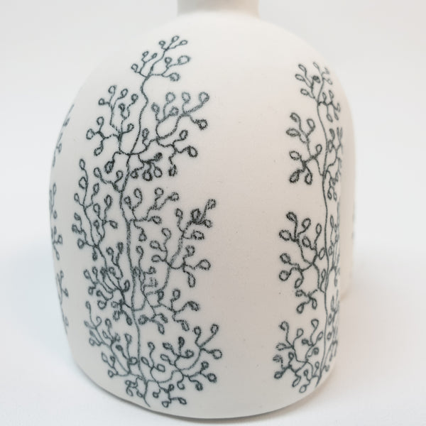 Bend Vase - Licorice