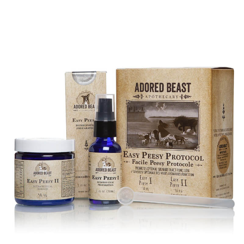 Adored Beast Easy Peesy Protocol | Promote Urinary Tract Function