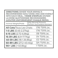 Adored Beast Healthy Gut | Digestive Enzymes - Adored Beast, Cats, Digestion, Dogs, Health, Immunity, LKP, Skin, Supplements - Vanillapup - Online Pet Shop