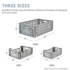 Aykasa Midibox Crate | Melon - Aykasa, Cats, Dogs, Home, New, Storage - Vanillapup - Online Pet Shop