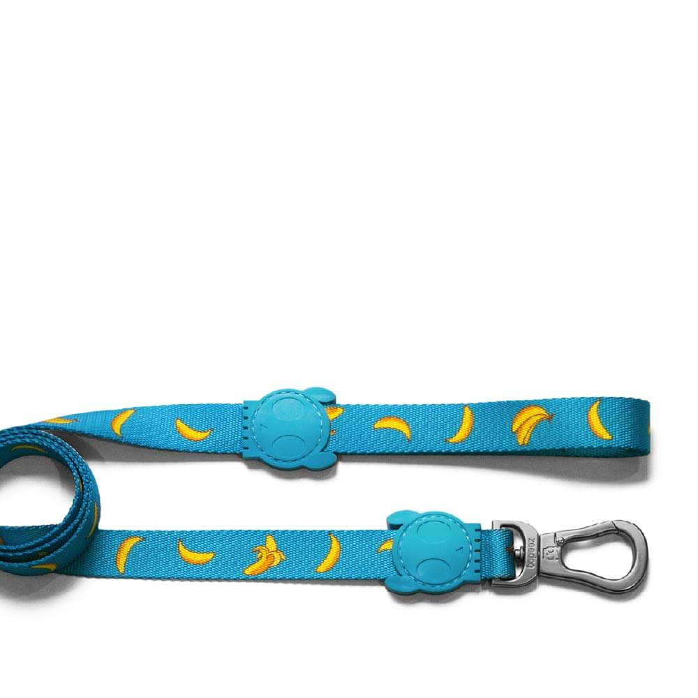 Zee.Dog Banana Shake Dog Leash - Vanillapup Online Pet Store