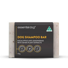 Essential Dog Neem Seed, Lemongrass and Eucalyptus Soap Bar - Dogs, Essential Dog, Grooming Essentials, Health, New, Skin - Shop Vanillapup - Online Pet Shop
