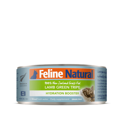 Feline Natural Lamb Green Tripe Hydration Booster