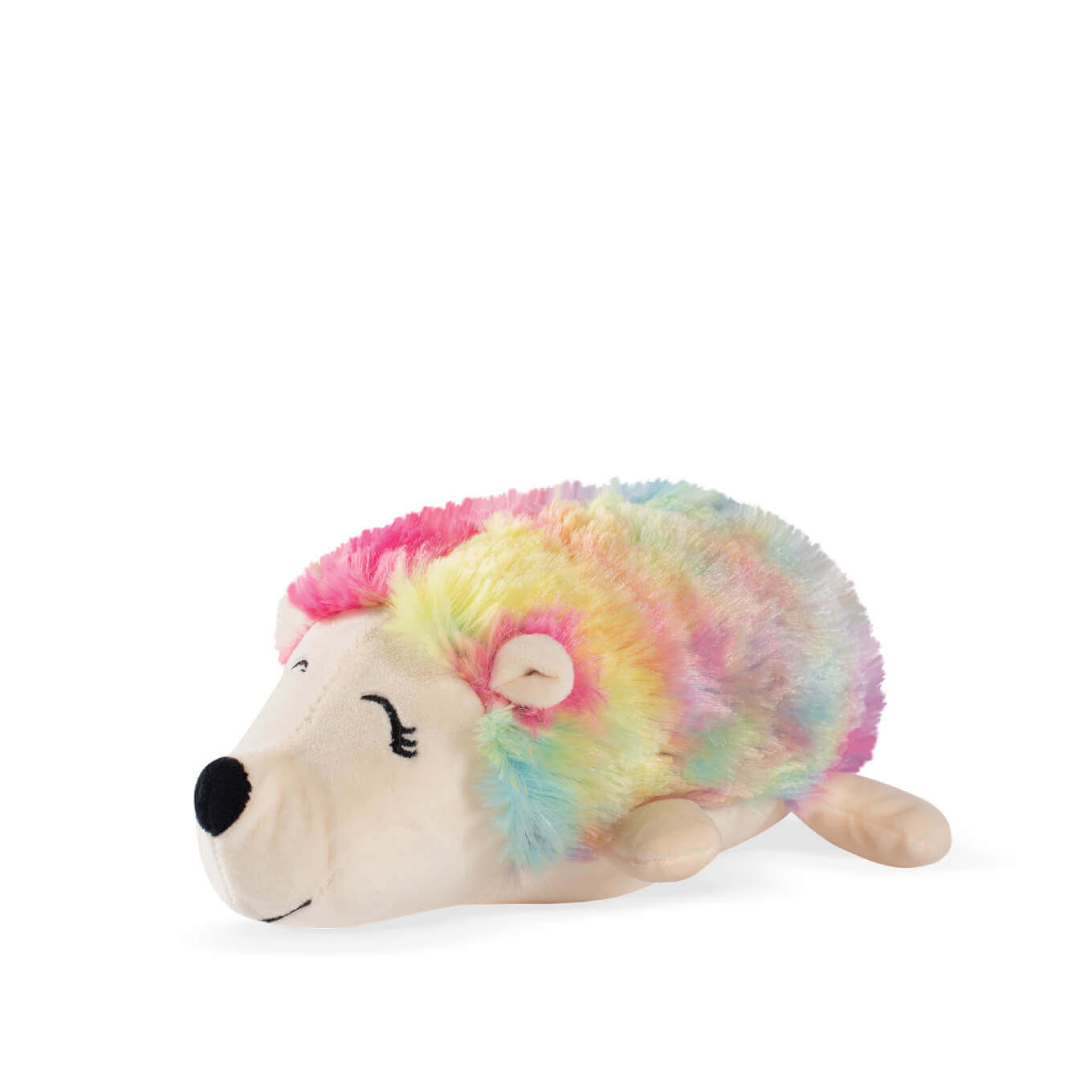 Fringe Studio Tina The Rainbow Hedgehog - Vanillapup Online Pet Shop