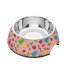 FuzzYard Jelly Bears Easy Feeder Bowl - Vanillapup Online Pet Shop