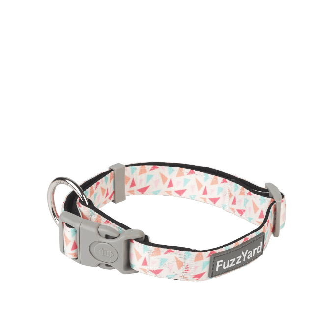 FuzzYard Fab Dog Collar - Shop Vanillapup Online Pet Shop