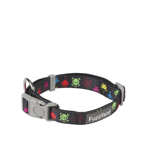 FuzzYard Space Raider Dog Collar - Collars, Dogs, FuzzYard - Shop Vanillapup