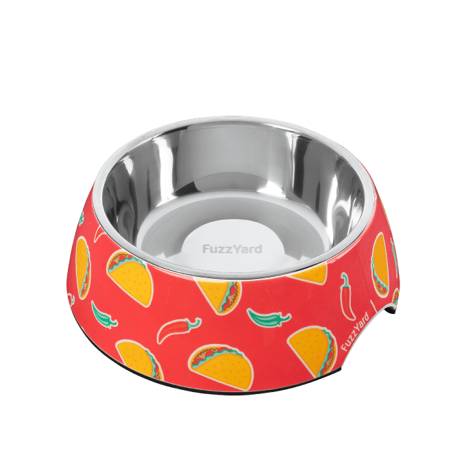 FuzzYard Hey Esse Easy Feeder Bowl