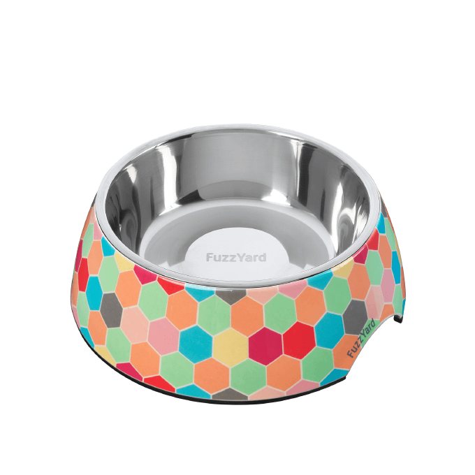 FuzzYard The Hive Easy Feeder Bowl - Bowls, Dogs, FuzzYard - Shop Vanillapup