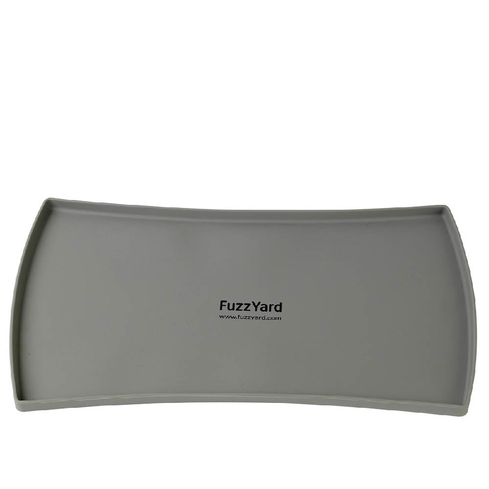 FuzzYard Silicon Grey Feeding Mat