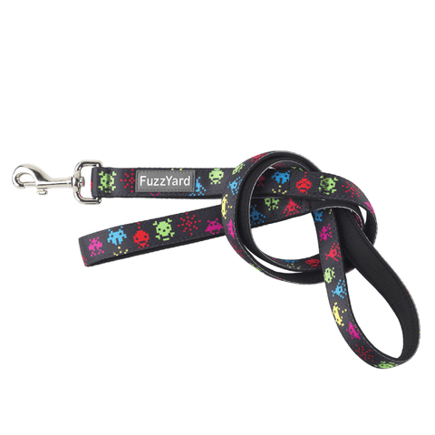 FuzzYard Space Raider Dog Lead - Dogs, FuzzYard, Leashes - Shop Vanillapup - Online Pet Shop
