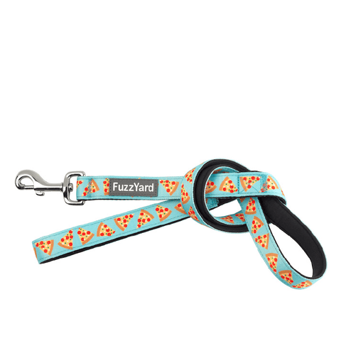 FuzzYard Pizza Lyf Dog Lead - Dogs, FuzzYard, Leashes - Shop Vanillapup - Online Pet Shop