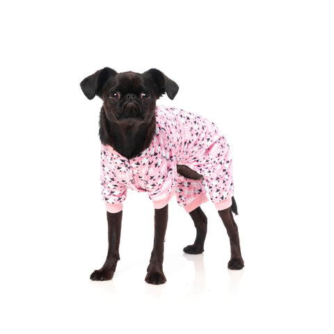 FuzzYard Counting Sheep Pink Pyjamas - Apparel, Dogs, FuzzYard, New - Shop Vanillapup