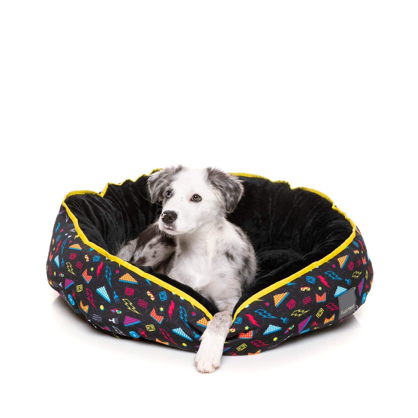 FuzzYard Bel Air Reversible Pet Bed - Beds, Cats, Dogs, FuzzYard, New - Vanillapup - Online Pet Shop