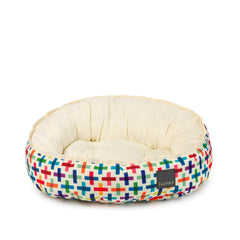 FuzzYard Jenga Reversible Pet Bed - Vanillapup Online Pet Store
