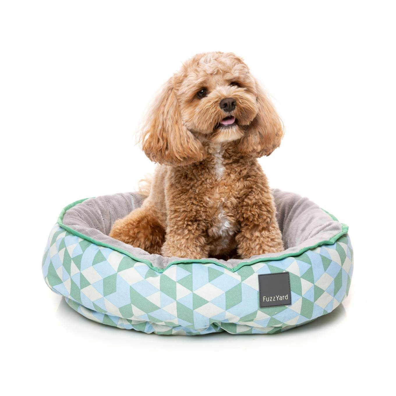 FuzzYard Peridot Reversible Pet Bed - Vanillapup Online Pet Store