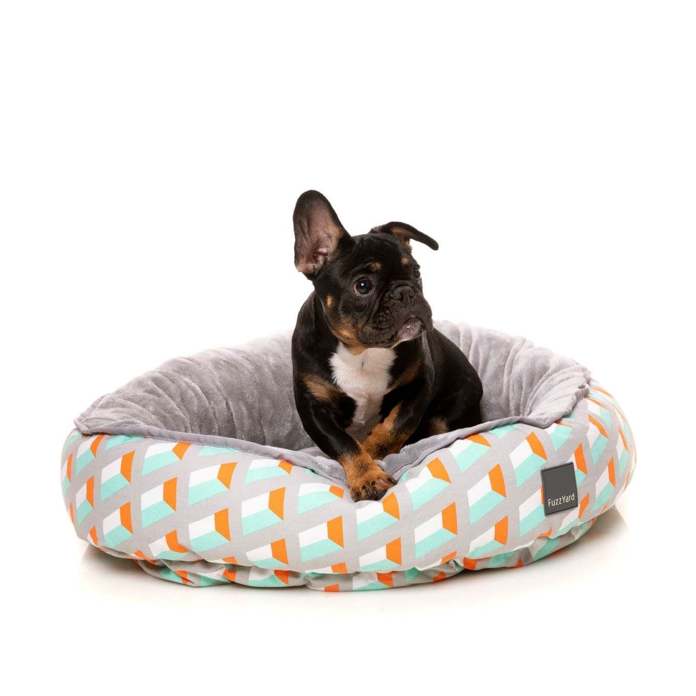 FuzzYard San Antonio Reversible Pet Bed - Vanillapup Online Pet Store
