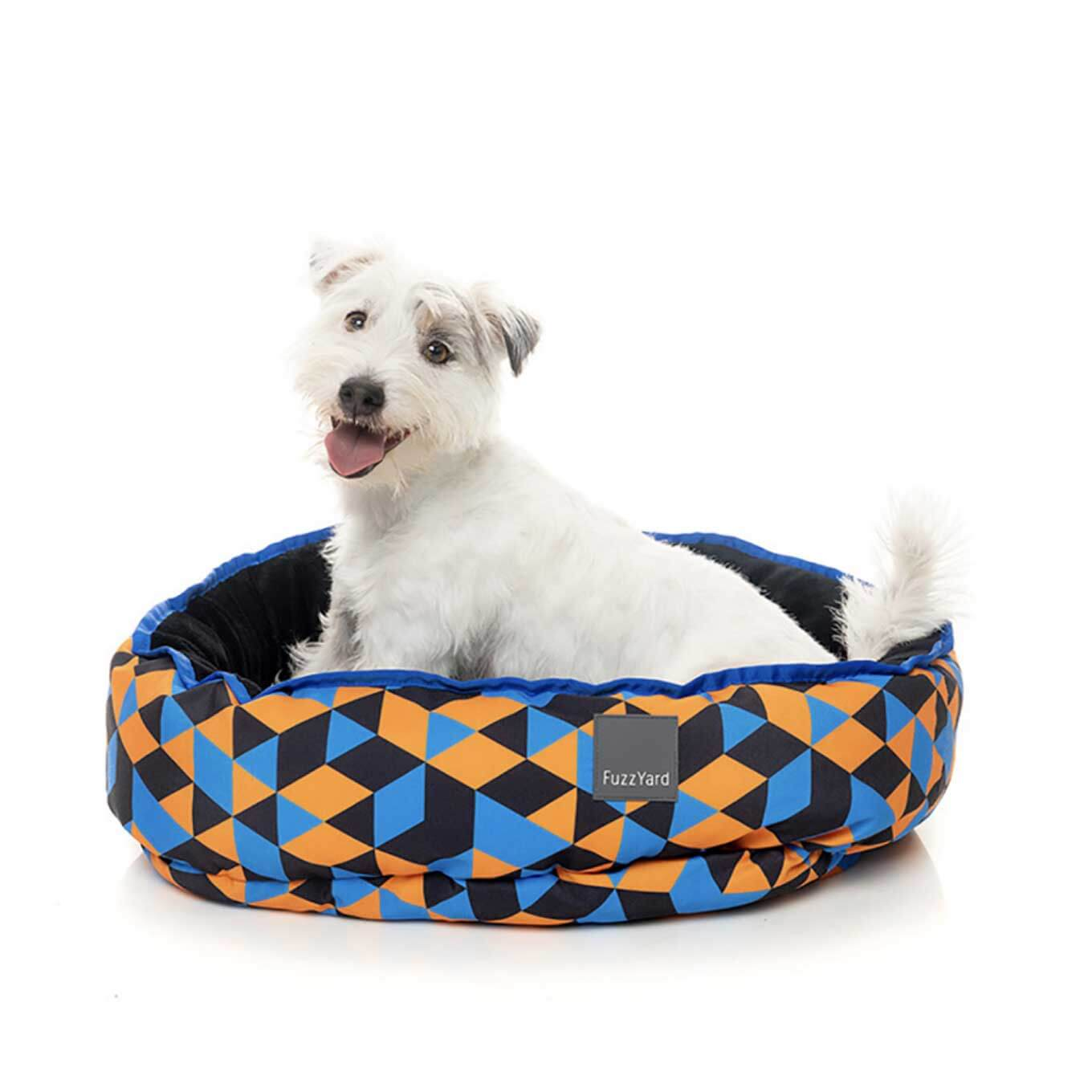 FuzzYard Amsterdam Reversible Pet Bed - Shop Vanillapup Online Pet Shop