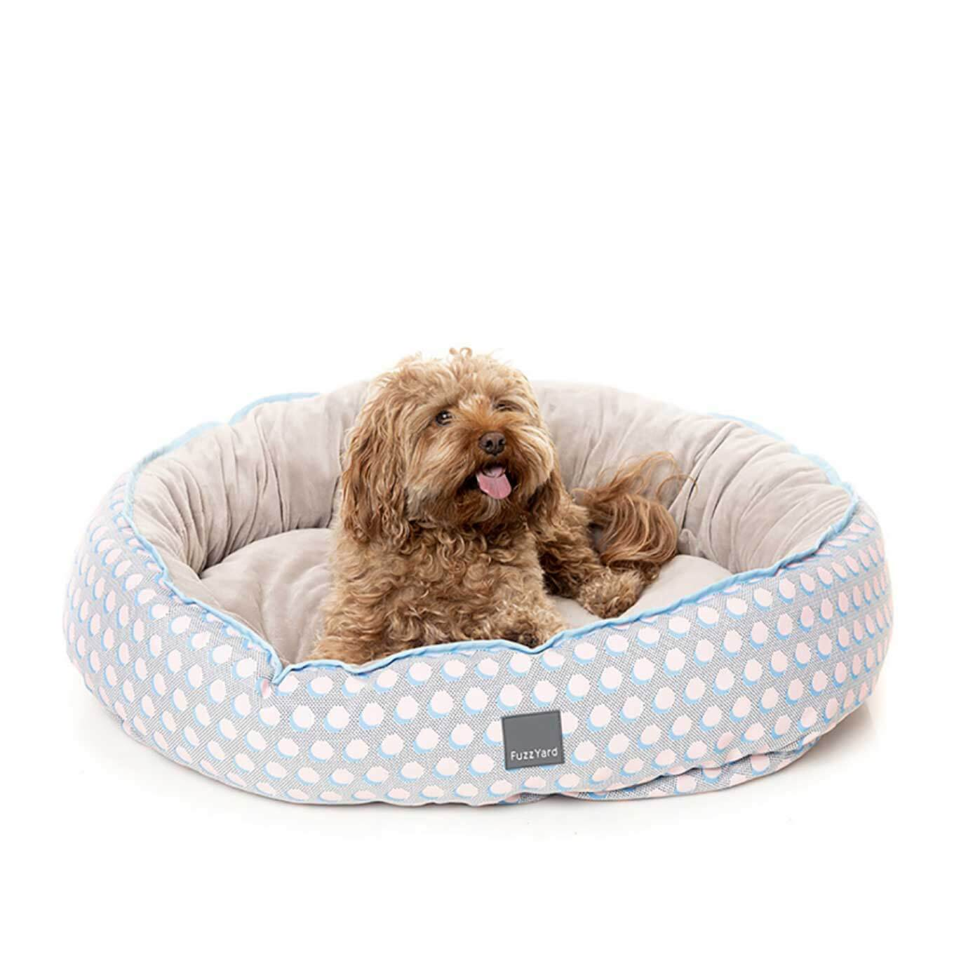 FuzzYard Dippin' Reversible Pet Bed - Beds, Dogs, FuzzYard - Vanillapup - Online Pet Shop