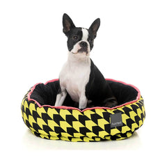 FuzzYard Harlem Reversible Pet Bed - Vanillapup Online Pet Shop