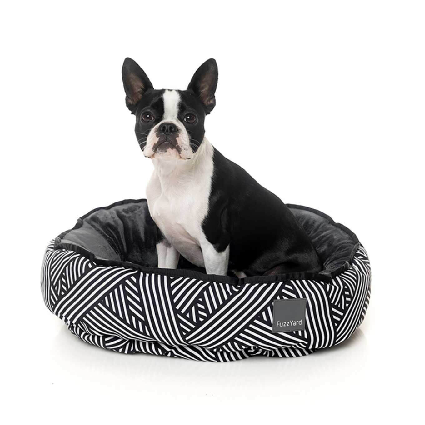 FuzzYard Northcote Reversible Pet Bed - Vanillapup Online Pet Store