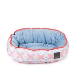 FuzzYard Saatchi Reversible Pet Bed - Shop Vanillapup Online Pet Shop
