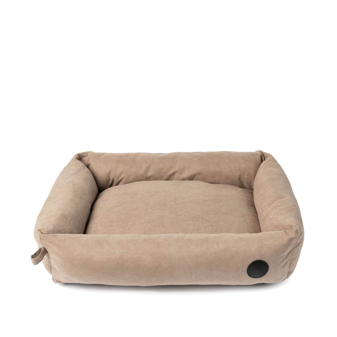 FuzzYard The Lounge Bed in Mocha
