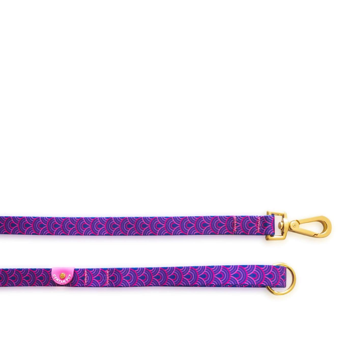 Gentle Pup Leash | Piper Pink - Vanillapup Online Pet Store