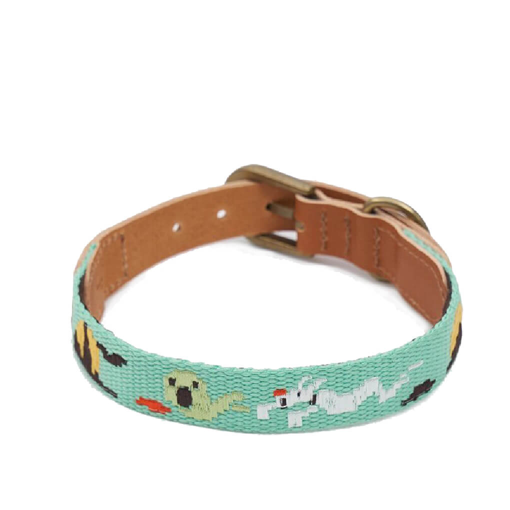 HOWLPOT Adventure Series Collar - Ghost - Vanillapup Online Pet Store