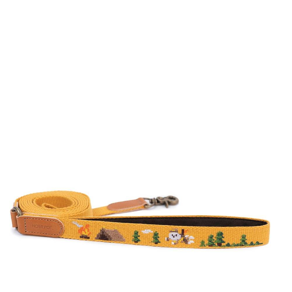 HOWLPOT Adventure Series Leash - Sahara - Vanillapup Online Pet Shop