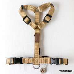 Haqihana Gold Harness
