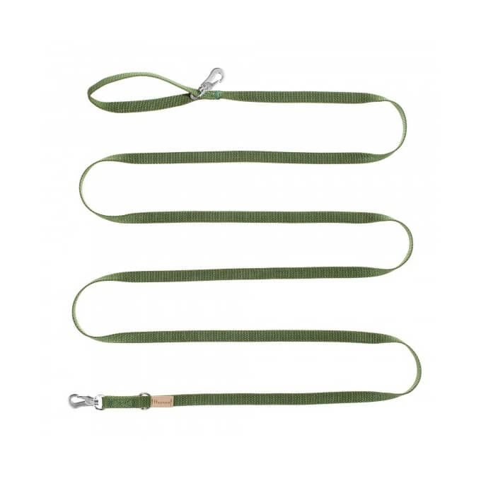 Haqihana Green Leash - Shop Vanillapup Online Pet Shop