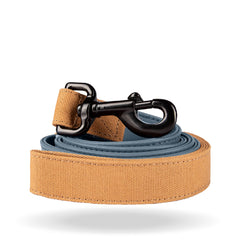Herzog Great Lakes Blue Weatherproof Dog Leash - Vanillapup Online Pet Store