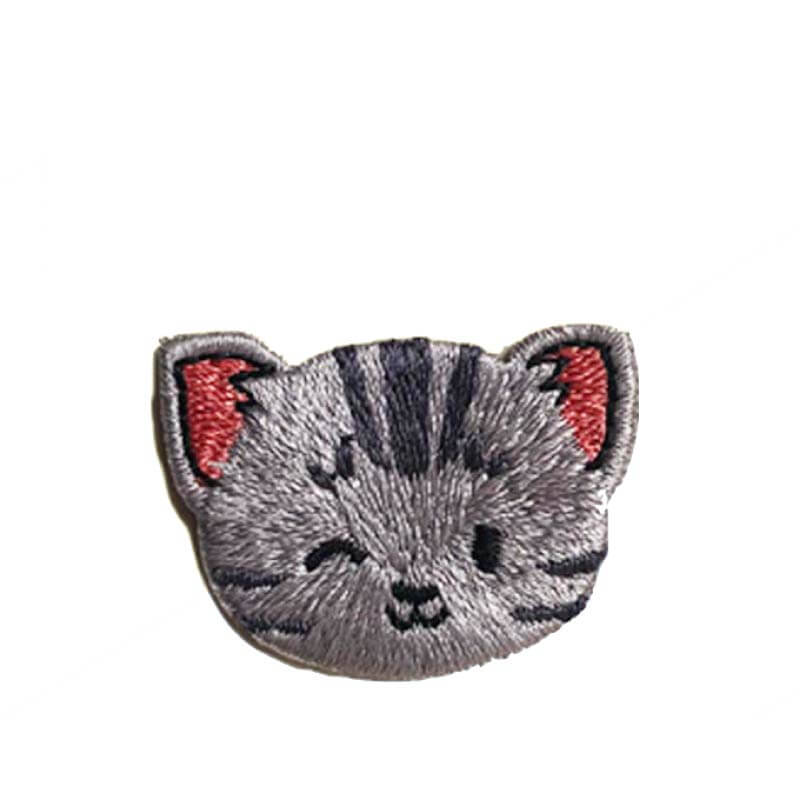 Hey Cuzzies Cat Iron On Patch - Shop Vanillapup Online Pet Shop