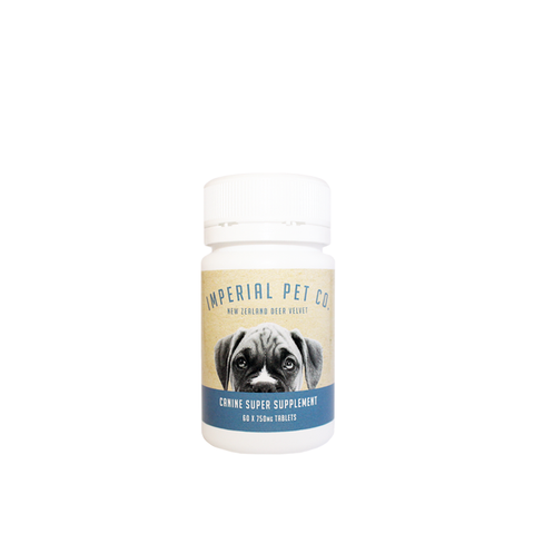 Imperial Pet Co. Deer Velvet Supplement - Dogs, Health, Heart, Immunity, Imperial Pet Co, Joint, Skin, Supplements - Shop Vanillapup