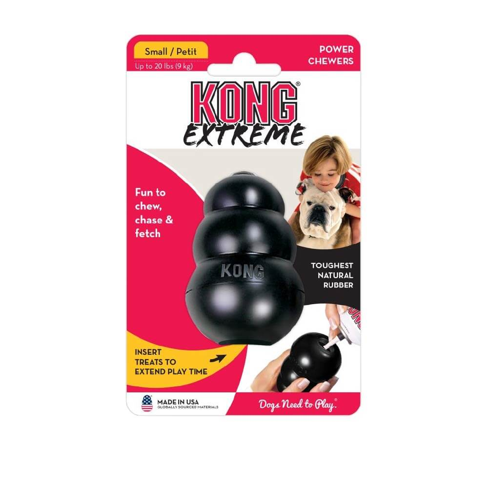 KONG Extreme Rubber Toy - Vanillapup Online Pet Store