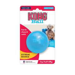 KONG Puppy Ball Rubber Toy - Dogs, KONG, New, New Dog, Rubber Toys, Toys - Vanillapup - Online Pet Shop