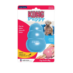 KONG Puppy Rubber Toy - Dogs, Interactive, KONG, Rubber Toys, Starter Pack, Toys - Vanillapup - Online Pet Shop