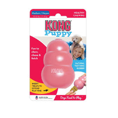 KONG Puppy Rubber Toy - Dogs, Interactive, KONG, Rubber Toys, Toys - Vanillapup - Online Pet Shop