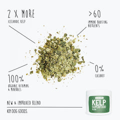 Kin Dog Goods Kelp Superfood Blend | 150g