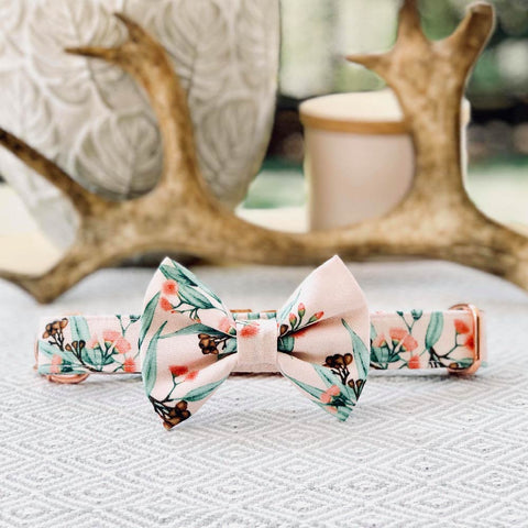 My Pupper Eucalyptus Bow Tie - Apparel, My Pupper, New - Shop Vanillapup