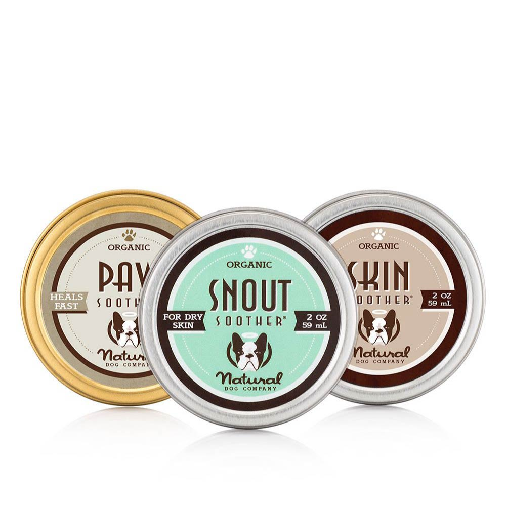 Natural Dog Company Soother Set - Shop Vanillapup Online Pet Shop